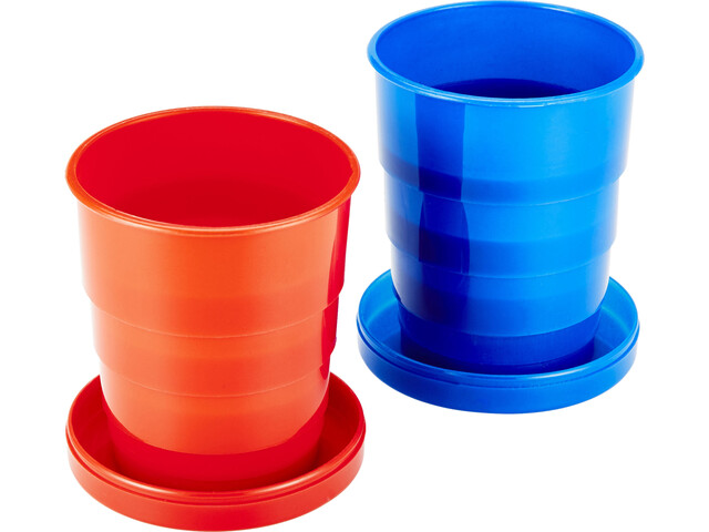 Coghlans Collapsible Tumblers 2-Pack